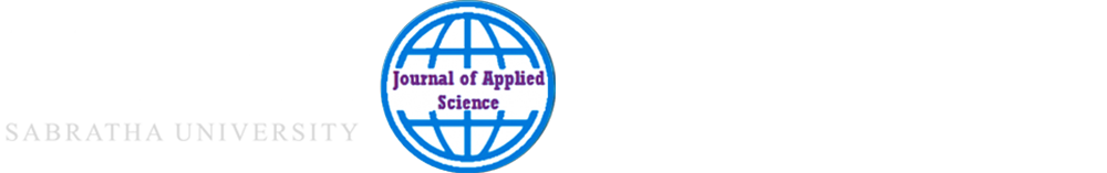 Journal of Applied Science -Sabratha University